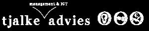 tjalke de jong management en ict advies logo